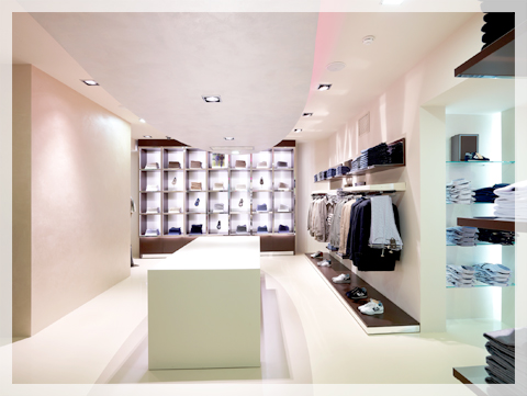 Shop fitting / Boutique renovation